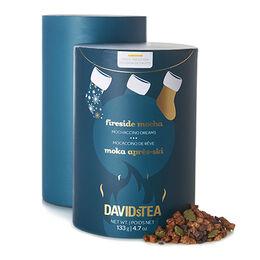 Fireside Mocha Large Tea Solo