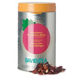 Cranberry Dandelion Detox Iconic Tin