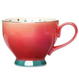 Bloom Teacup Partridge Red