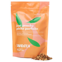 Just Peachy Iced Tea Bulk Bag