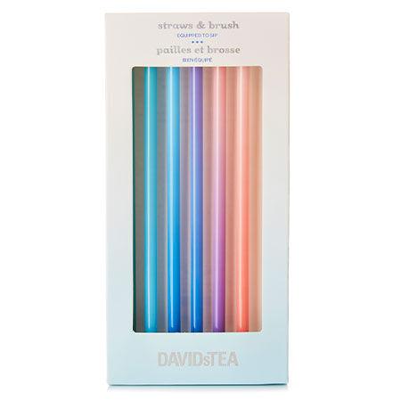 Gradient Reusable Straws
