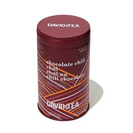 Chocolate Chili Chai Iconic Tin