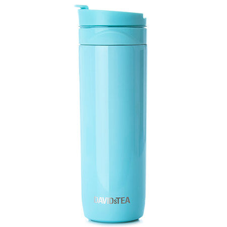 Soft Blue Tea Press