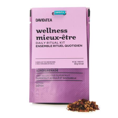 Daily Ritual Loose Leaf Tea Kit
