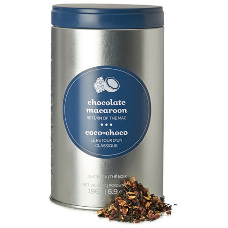 Chocolate Macaroon Favourite Tin