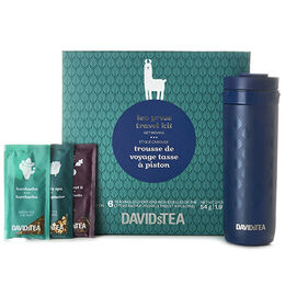 Get Moving Tea Press Travel Kit