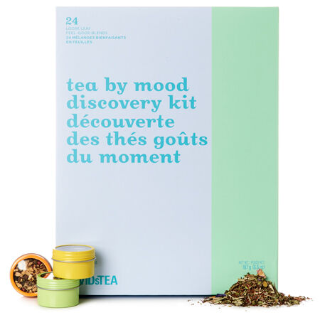 Tea by Mood Discovery Kit