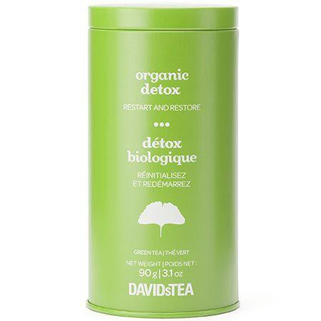 Organic Detox Rainbow Tin