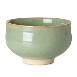 Rustic Matcha Bowl Green