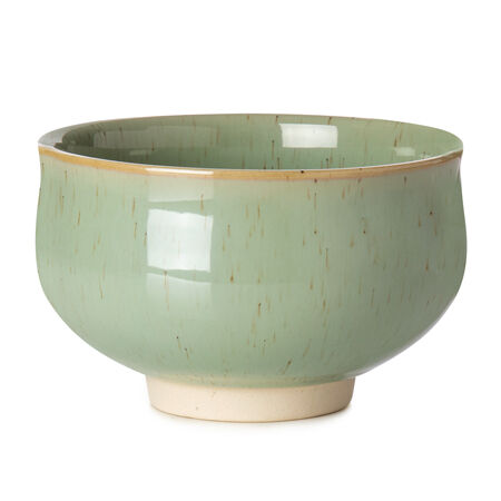 Green Rustic Matcha Bowl