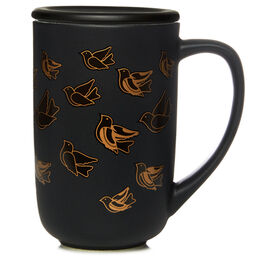 Color Changing Nordic Mug Partridge