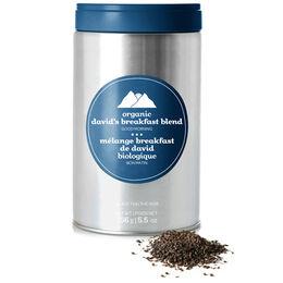 Organic David's Breakfast Blend Favourite Tin
