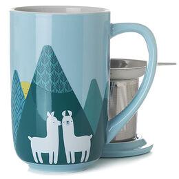 Nordic Mug Color Changing Mountains