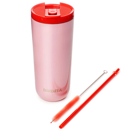 Strawberry Holographic Favourite Tumbler