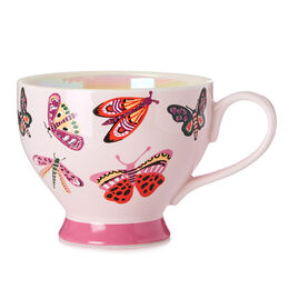 Bloom Teacup Butterfly Dreamy Bliss