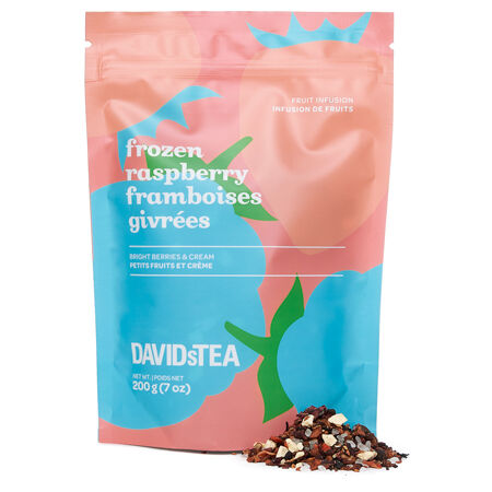 Frozen Raspberry Iced Tea Bulk Bag