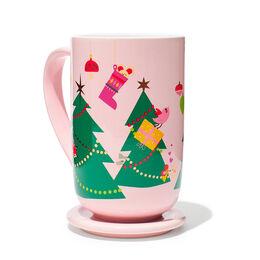 Ensemble-cadeau Tasse Nordic et thé des fêtes