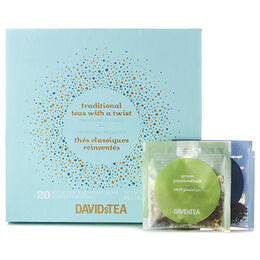 Traditional Teas with a Twist