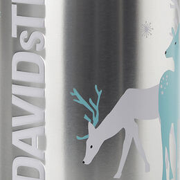Seasonal Tea Tin 100g Reindeer