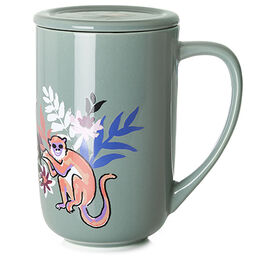 Color Changing Nordic Mug Monkey