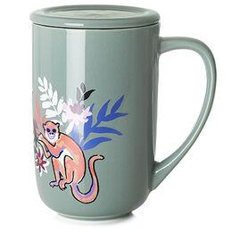 Color Changing Nordic Mug Monkey