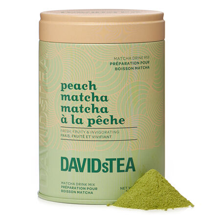 Peach Matcha Iconic Tin
