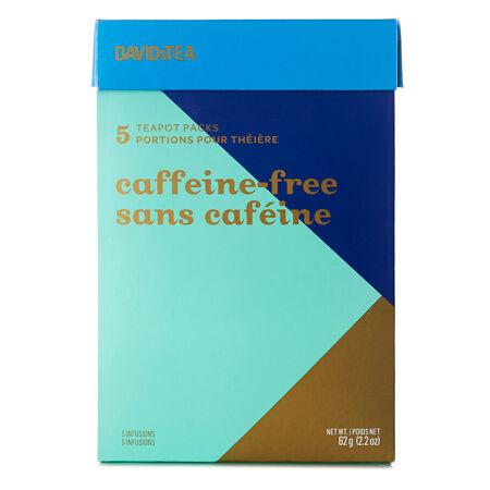 Caffeine-free Loose Leaf Teapot Pack