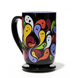 Color Changing Nordic Mug Glow In The Dark Black