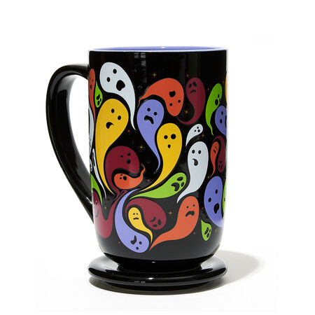 Ghostly Color Changing Nordic Mug