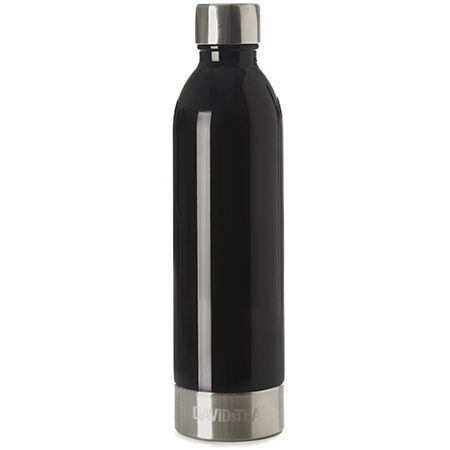 Black Stainless Steel Bottle