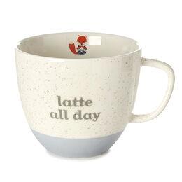 Latte Mug latte all day