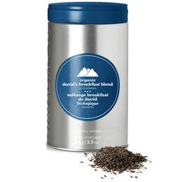 Organic David's Breakfast Blend Perfect Tin