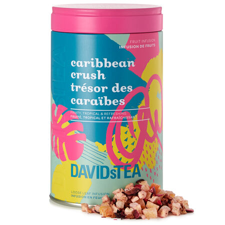 Caribbean Crush – Limited Edition printed tin