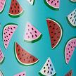 Watermelon Nordic Mug