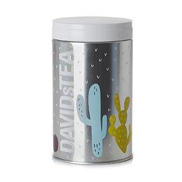 Seasonal Tea Tin Cactus