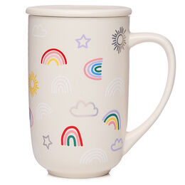 Nordic Mug Holographic Rainbow