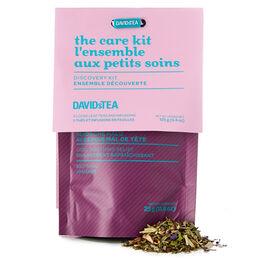 The care kit tea sampler