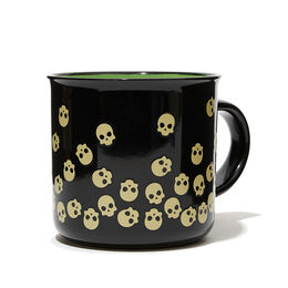 Latte Mug Skulls