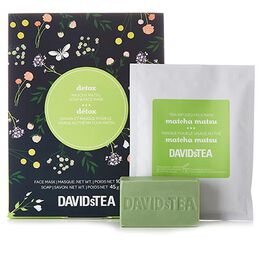 Detox Tea-Infused Beauty Duo