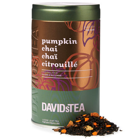 Pumpkin Chai Iconic Tin