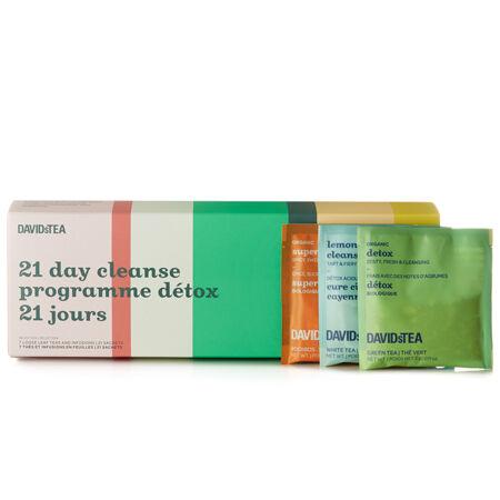 21 Day Tea Cleanse Kit