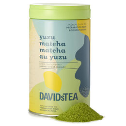 Yuzu Matcha – Limited printed Iconic Tin