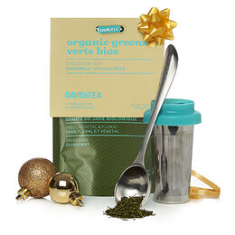 Organic Green Teas Gift Pack