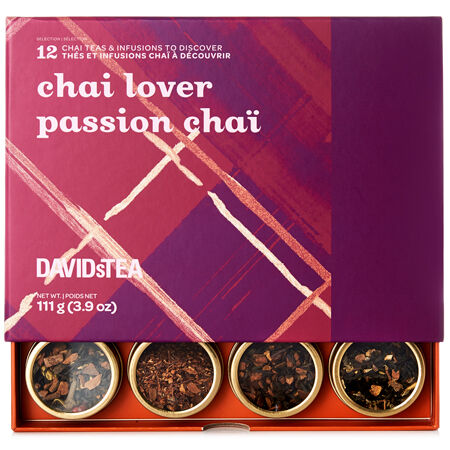 Chai Lover 12 Tea Sampler