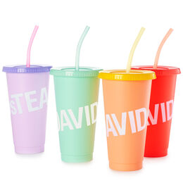 Colour Changing Cold Cups (set of 4)