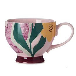 Floral Bloom Teacup