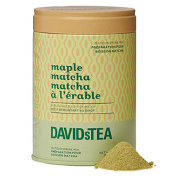 Maple Matcha Matcha Iconic Tin