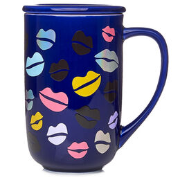 Color Changing Nordic Mug Kisses Navy