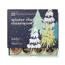 Winter Classics 12 Tea Sampler