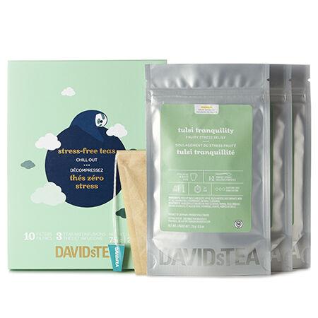 Stress-free Teas